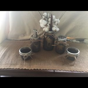 Other - Woodland Bathroom Set